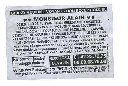 marabouts