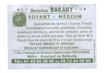 Bakary