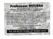 Moussa